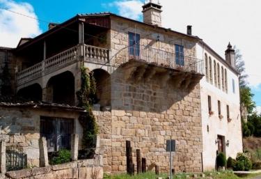 Casa dos Ulloa - Ribadavia, Orense