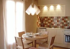 Apartamento Bergantes Taronja