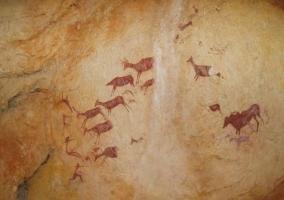 Cuevas prehistóricas de Morella La Vella