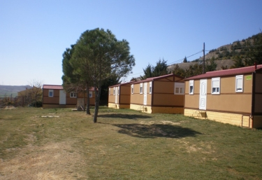 Camping Camino - Bungalows - Castrojeriz, Burgos