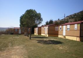 Camping Camino - Bungalows