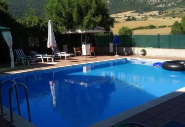 Casas rurales con piscina en navarra - Camping en navarra con piscina ...