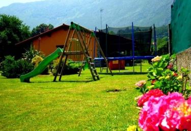 Apartamento rural 1  La Güera - Camango, Asturias