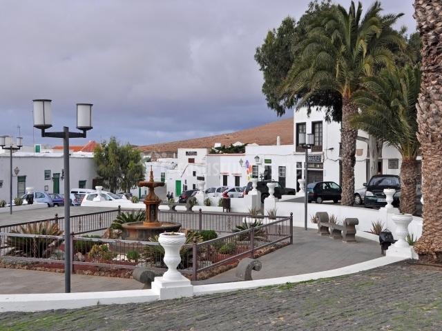 Pueblo de Teguise