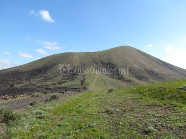 Montaña Tinasoria