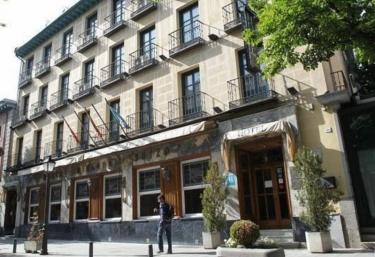 Hotel Miranda & Suizo - San Lorenzo De El Escorial, Madrid