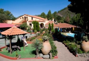 Hotel Rural El Refugio - Cruz De Tejeda, Gran Canaria