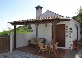 Casa rural Erjos