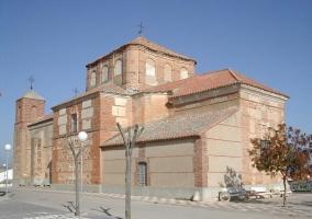 Iglesia de la Anunciación en Corral de Calatrava