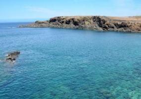 Zona de la costa de El Sauzal