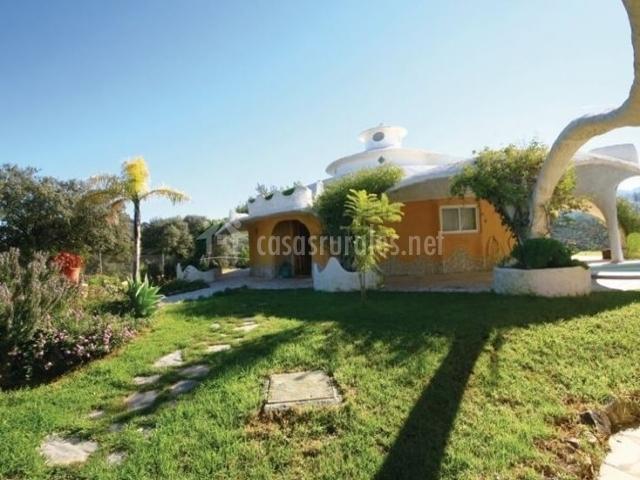 Villa el oasis villa deluxe casa rural en monda m laga - Casa rural monda ...