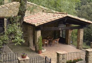 Can Pujarnol - Pujarnol, Girona