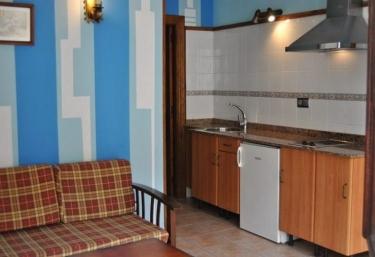 La Hila del Cucal- Apartamento 1 - Mijares, Cantabria