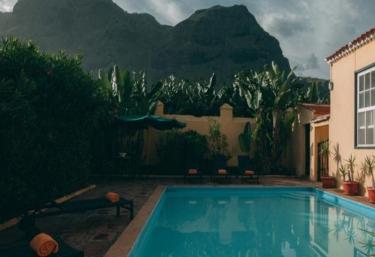 Hotel Rural Casa Amarilla - Los Silos, Tenerife