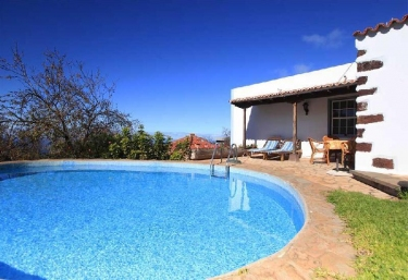 Casas rurales con piscina en puntagorda for Casas rurales con piscina en alquiler