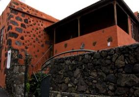 Casa de Cecilio y María  - San Andres (V. Hierro), El Hierro