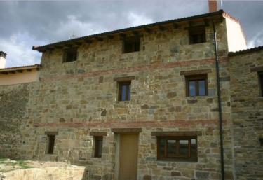 Corrala de Paco - Los Casares - San Pedro Manrique, Soria