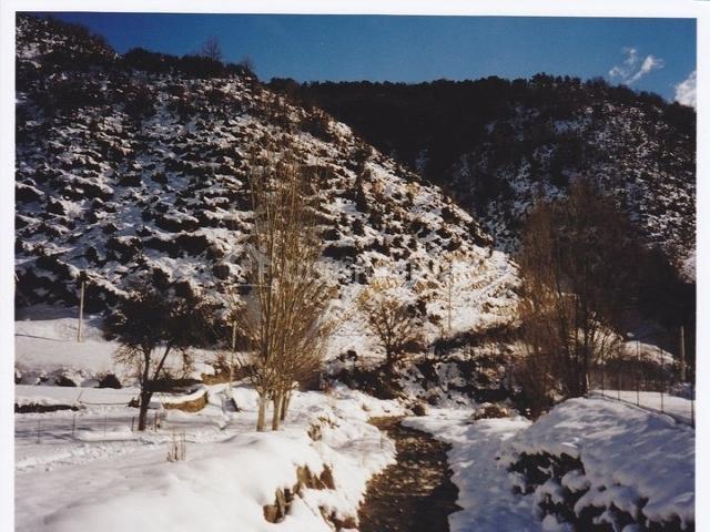 Invierno en los valles