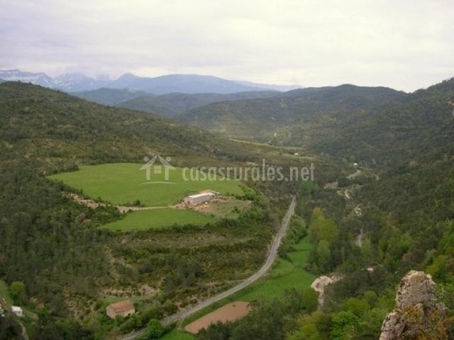Casa los valles en urdues huesca - Casas en el valles occidental ...
