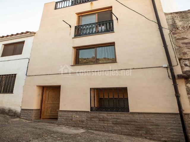 Casa rural magnanimvs en vilafam s castell n - Casa rural peniscola ...