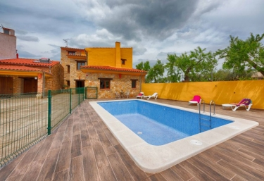Casa rural Priace- Mas de Mas - Los Rosildos, Castellón