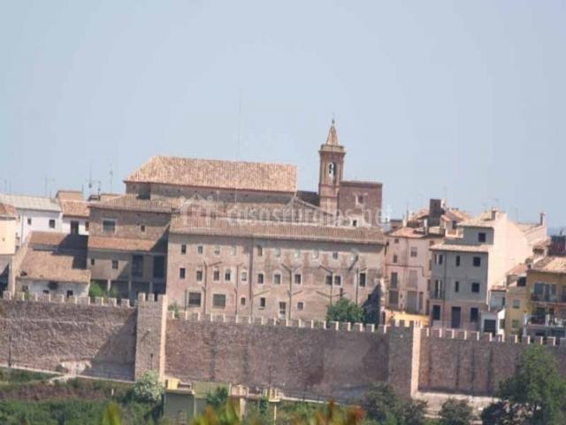 Complejo san blas en segorbe castell n for Registro bienes muebles castellon