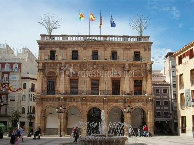 El mol en benafigos castell n for Registro bienes muebles castellon