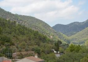 Zona natural del entorno con vistas
