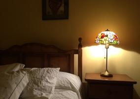 Dormitorio y detalle