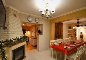 Navidad en la casa