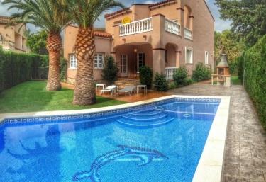 Villa Napoleón - Miami platja, Tarragona
