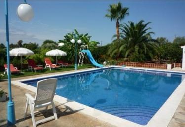 Casas rurales en tarragona con piscina p gina 2 - Camping con piscina climatizada en tarragona ...