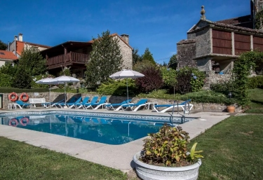 141 casas rurales con piscina en pontevedra - Piscinas en pontevedra ...