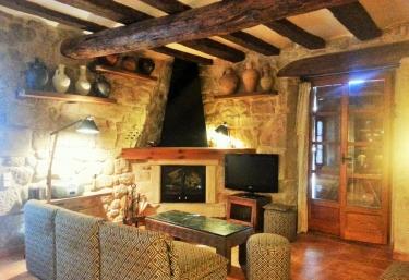 Casa Templers - Horta De Sant Joan, Tarragona