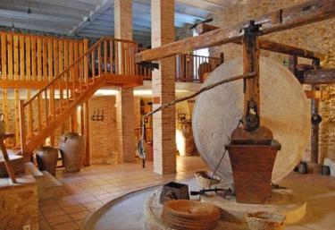 Lo Moli de Rosquilles - Masdenverge, Tarragona