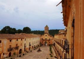 L'abadia de Santes Creus