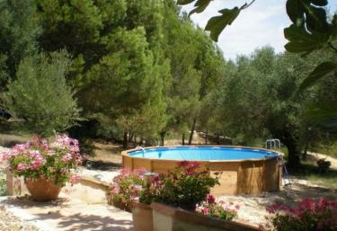 Mas de l'Aleix- Jordi - Renau, Tarragona