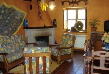Casa Rural Ricao - Santianes De Ola, Asturias