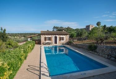 Son Tomaset - Casa Pequeña - Costitx, Mallorca