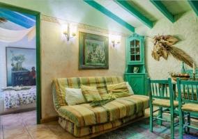 Finca can duvai mallorquin apartment casa rural en son - Sillones que se hacen cama ...