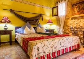 Finca Can Duvai- Rotes Apartment