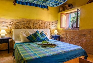 Finca Can Duvai- Blaues Apartment - Son Servera, Mallorca
