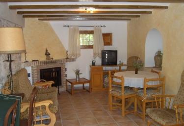 Casas rurales con chimenea en jerica - Chimeneas en castellon ...