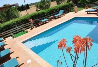 Sant Blai- Casa Flora - Campos, Mallorca
