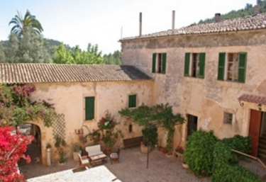 Agroturismo Son Burguet - Puigpunyent, Mallorca