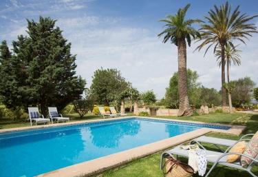 Es Pla de Llodrá - Sa Portassa - Manacor, Mallorca