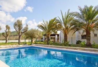Casa rural Can Agustín - Santa Gertrudis De Fruitera, Ibiza