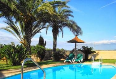 Finca Ca'n Barret - Campos, Mallorca