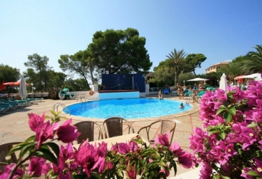 Hotel Pinos Playa - Cala Santanyi, Mallorca
