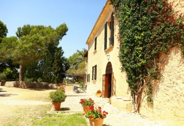 Finca Binicomprat- Habitaciones - Algaida, Mallorca